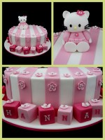 Hello Kitty Birthday Cake Ideas