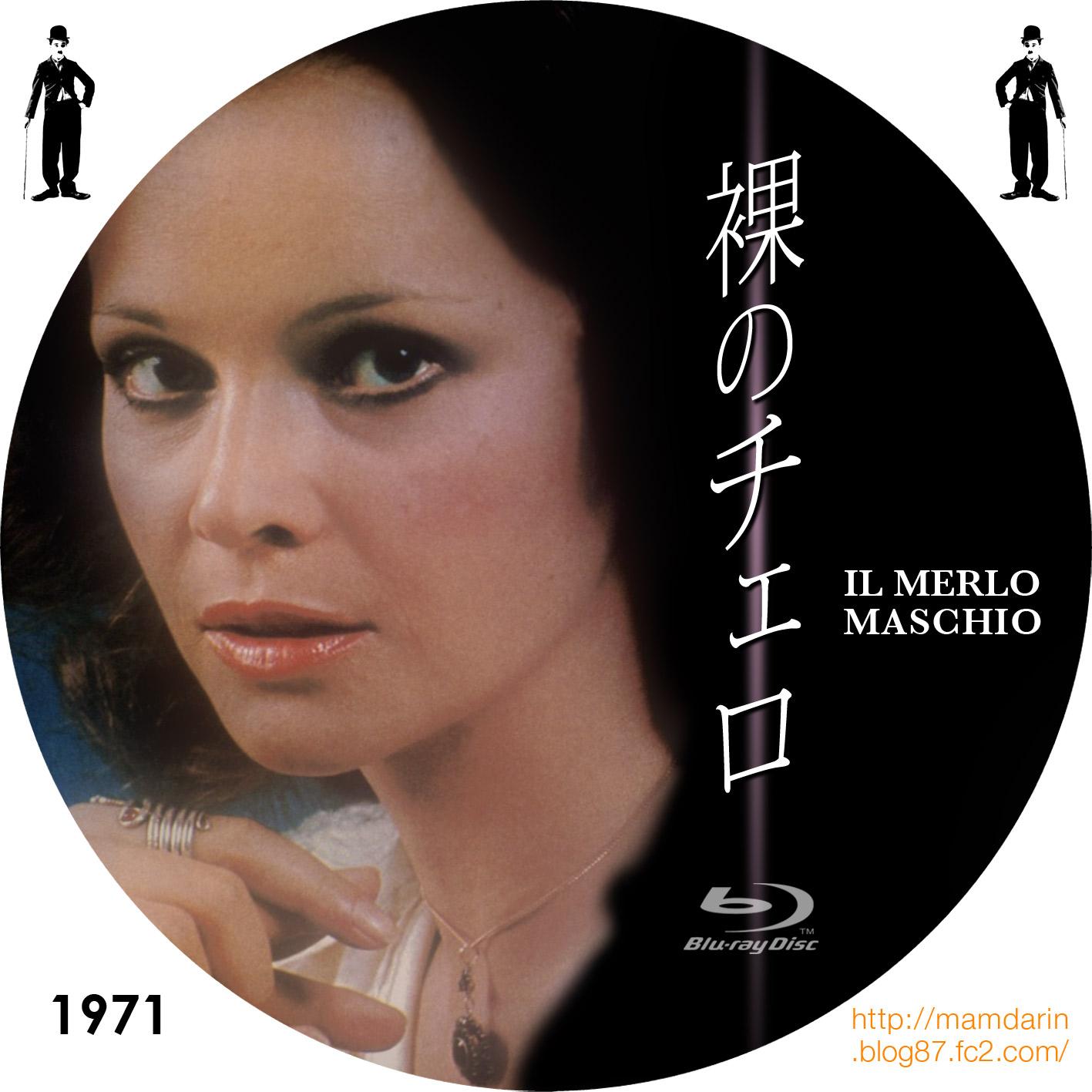 Entry6 美しき女たち男たち 「裸のチェロ」 Il Merlo Maschio(1971)