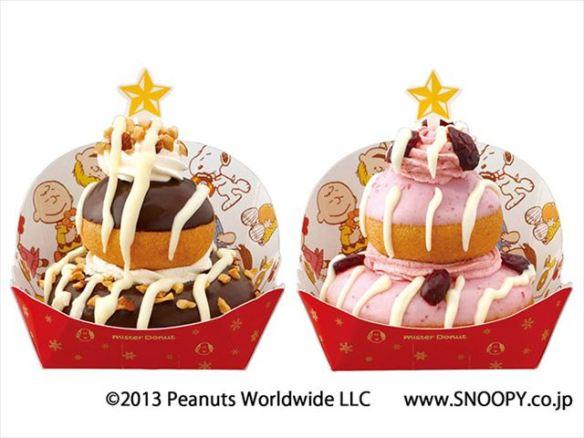 ミスタードーナツ、スヌーピーとコラボドーナツを販売…ウッドストックの作りが雑?