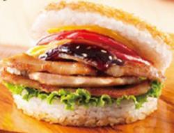 モスの『ライスバーガー』が台湾でヒット、コメは日本版の2割増量