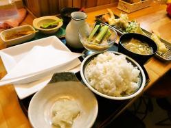天ぷらを塩で食う生活レベルになりたい