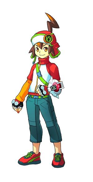 【画像】3DSのパズドラ主人公がまんまポケモンだと話題に