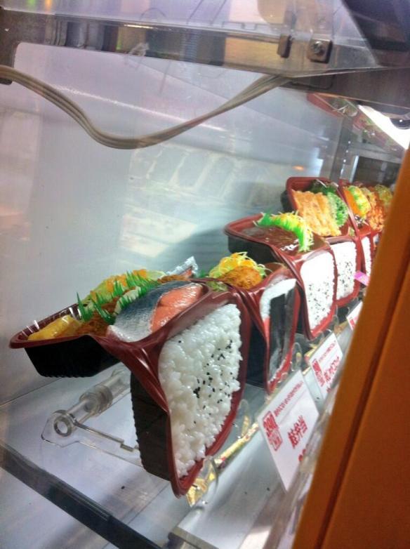 【画像】猛暑でオリジン弁当のサンプルが悲惨な事に・・・