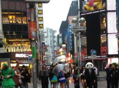 今年の渋谷ハロウィン仮装コスプレ画像まとめ … しかし大量のゴミも (画像)