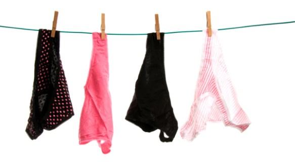 上の階のおばさんが落とした洗濯物を俺が隠したって犯罪者扱いしてきた
