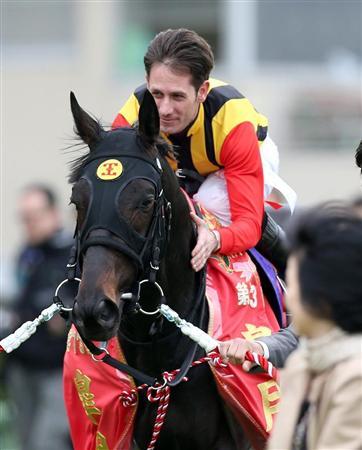 【競馬】  ロゴタイプ、安田記念の鞍上は村田騎手