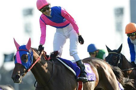 【競馬】 府中牝馬S13着メイショウマンボ、エリザベス女王杯に登録