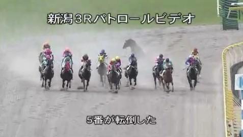 【競馬】 古川騎手の落馬がヤバい… 復帰できるのか?