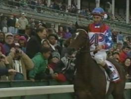 【競馬】 名馬シガー死す… BCクラシックなどG1計11勝 無精子症では産駒残せず