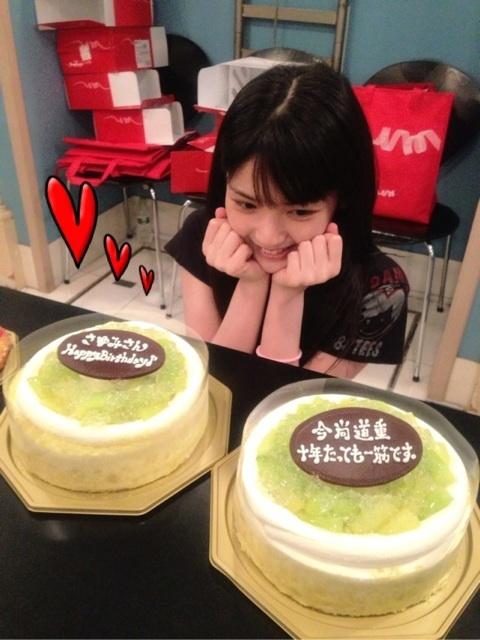 【モーニング娘。】9期はケーキ禁止されているようだ