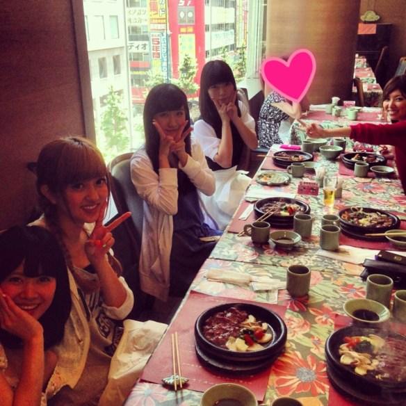 【アイドリング!!!】落ち目アイドリングの昼食が4000円超えのステーキかよwww