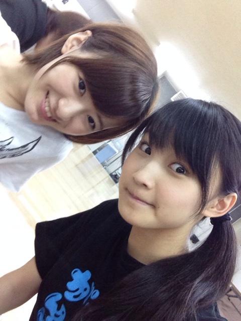 【モーニング娘。】りほりほが珍しく生田との2ショットブログに載せてるけどwそういう事と考えていいんだよねw
