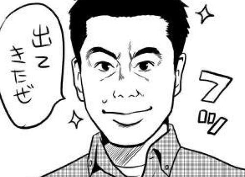 ホリエモンこと堀江貴文氏、順調にリバウンドして元の姿に近づく (画像あり)