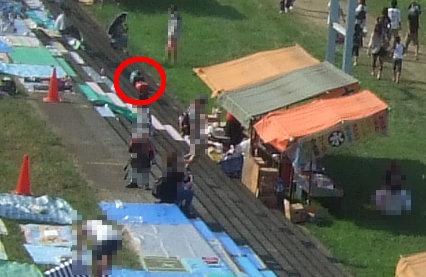 福知山屋台爆発事故 露天店主の渡辺良平容疑者(38)「最初は発電機から離れた場所に携行缶を置いていたが、客が近づけた」「給油口のふたを開けたのは自分ではない」