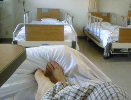 【備忘録】 入院する事になった場合に持って行くと、色々便利で捗るモノ