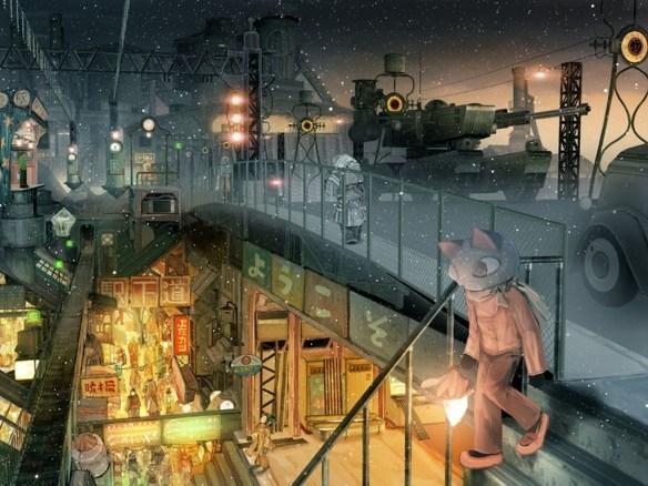 【118枚】俺が溜めに溜めた幻想的な画像フォルダを一気に解放するスレ!!!!