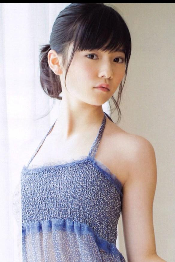 AKB48 島崎遥香が顔に似合わず良い体してる件wwwwwwwww
