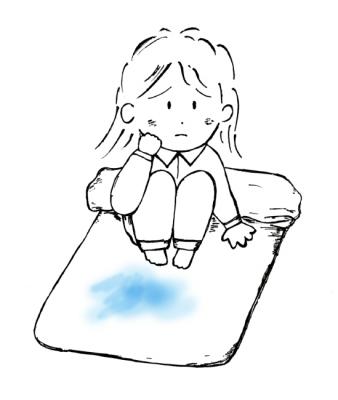 【悲報】ワイの娘(8)、おねしょを一時汗と言い張る・・・・・・・・・