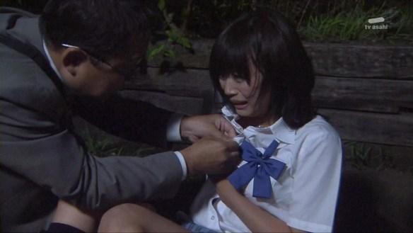 【画像あり】志田未来ちゃんが犯されそうになるドラマwwwwwwwwwwwww