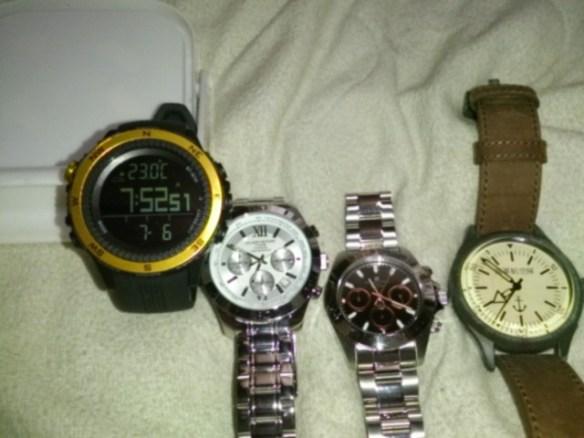 【画像あり】腕時計買ったから見てくれwwwwwwwwwwwww