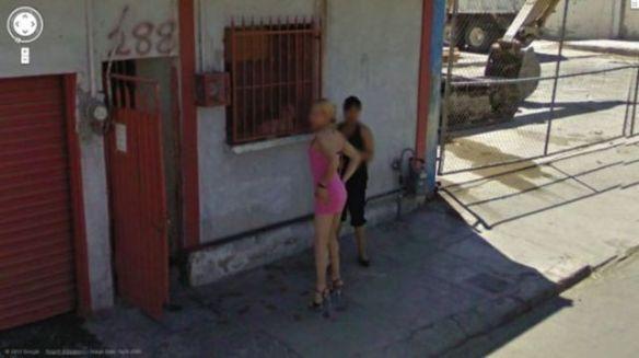 【34枚】グーグルGJ! 「Googleストリートビュー」に写っているセクシーな女性達wwwwwwwwwww