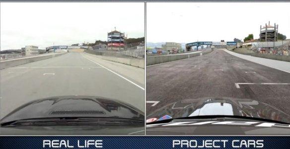【動画】超リアルな最新レースゲーム「Project CARS」のプレイ映像