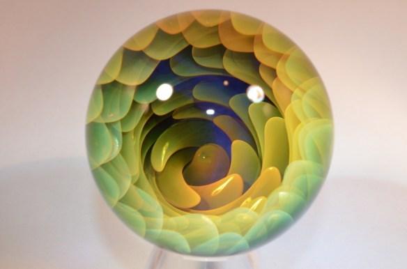 【画像】海外のART GLASS MARBLE【ビー玉】