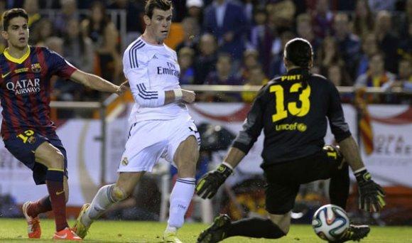 【スペイン国王杯】クラシコ決戦はレアルが勝利し19度目の優勝!バルサは11年ぶりの3連敗(動画)