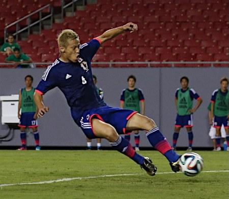 【親善試合】日本、ザンビアに4-3勝利!点の取り合いを制しW杯本大会へ(動画)