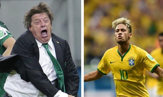 【A組ハイライト】ブラジル対カメルーン、メキシコ対クロアチア