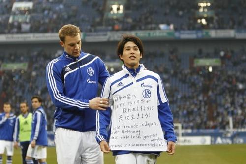 ユニホームをまくり上げてのメッセージを禁止 国際サッカー評議会が決定