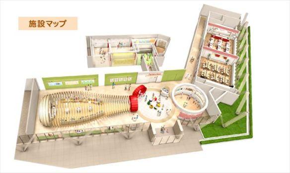 もっと知って、マヨネーズ・・・キユーピーが見学施設「マヨテラス」開設