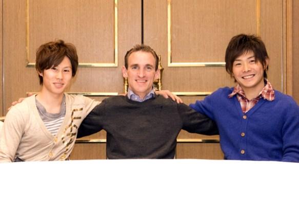 【競馬】 シュタルケ騎手「日本の若手のレベルが凄い上がっている」