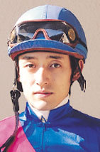 【競馬】 秋山騎手の髪型wwwwwwwwwwwwww  【京都新聞杯】