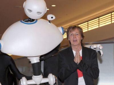 ポール・マッカートニー(71) 「ウイルス性炎症」により体調が回復せず、日本の全公演の中止を決定