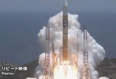 H2Aロケット、「だいち2号」載せて 打ち上げ成功 … 失敗する気がしない安定感
