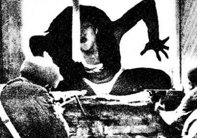 """ロシア南部の川の底から、恐ろしい形をした""""神の像""""を引き上げてしまう (画像) … 4000年前のオクネフ文化に属するものではないかという説"""