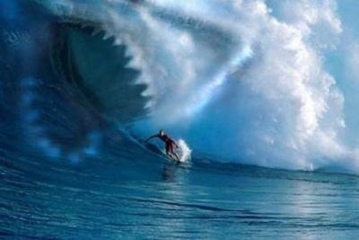 愛知の海岸でサーフィンをしていた男性(43)、サメに噛まれ大けが … 愛知県がサメに注意するよう呼びかけ - 豊橋市西七根町の海岸