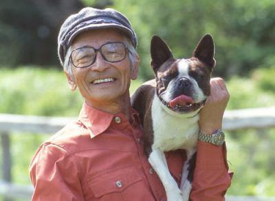 """""""ムツゴロウさん"""" こと畑正憲さん(79)、現在は都内のペット禁止マンションでひとり暮らし … 動物とは無縁の生活"""