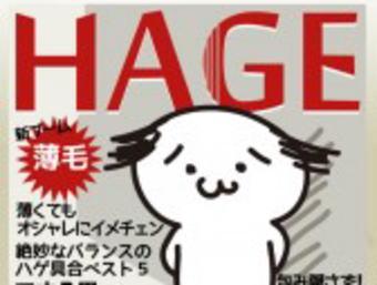 2ちゃんねるの「ハゲAA」がゲーム化 … 『髪はえる。』 主人公のハゲAA、ネット上で知り合った女性との初デートまでに髪を生やすことが目的