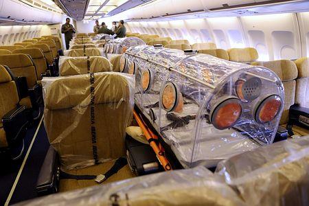 エボラ出血熱に感染したスペイン人神父(75)、リベリアから特別機にてスペイン帰国 … 首都マドリードの病院に移され、容体は安定
