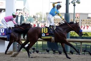 【競馬】 米3冠馬アメリカンファラオ、ワールドベストレースホースランキング単独1位に 日本2冠馬ドゥラメンテは11位