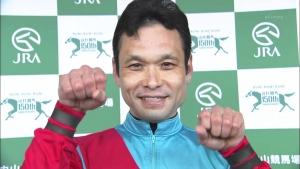 【競馬】 江田照男さんの勝率、異次元になる