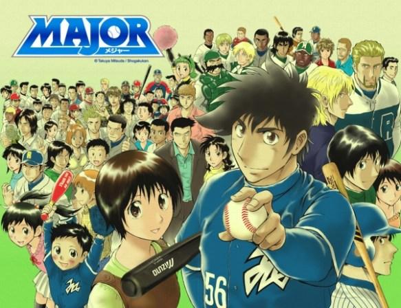 【画像】MAJOR、一番ありえない野球漫画になる