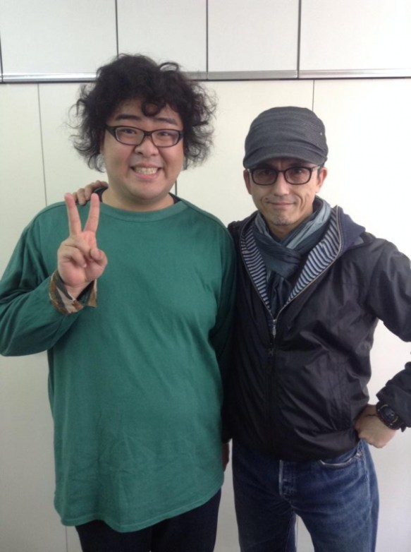 【速報】落合福嗣さん、プロの声優になる
