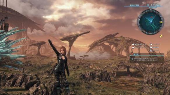【画像】ゼノブレイドクロスの景観が美しすぎると話題に