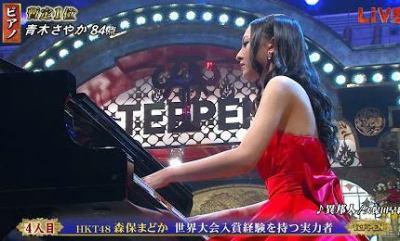 有名音楽家・福田裕彦氏「ヘタっぴなピアノを弾く女子が出て勝ち、さらに輪をかけてヘタな人が勝って呆れた」 … ガチ対決がコンセプトのフジ『TEPPEN』でヤラセを疑う視聴者が続出