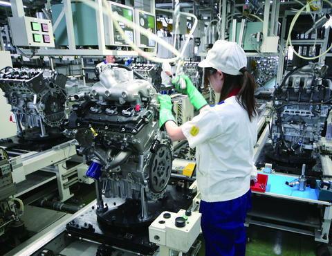 スズキ大須賀工場で広田直さん(35)がエンジン部品の鋳型と機械の隙間に挟まれ死亡 - 静岡