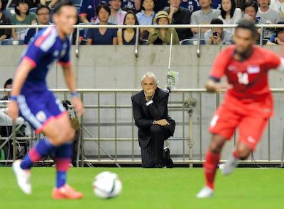 2018年W杯ロシア大会2次予選 ハリル日本、ホームで格下で主軸離脱のシンガポールに0-0のドロースタート