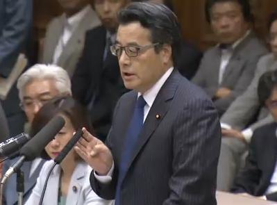 民主党・岡田克也代表、党首討論で「集団的自衛権は要らない」 国民「えっ?」 … 国際法上認められている集団的自衛権の必要性を全否定